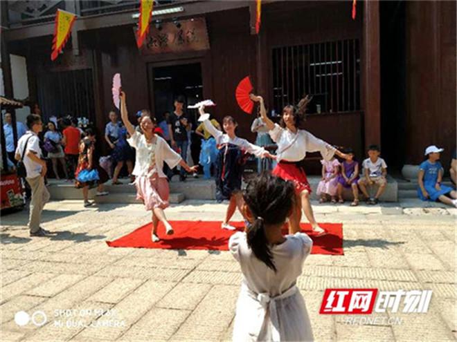 端午假期湘潭旅游市场实现旅游收入5.71亿元