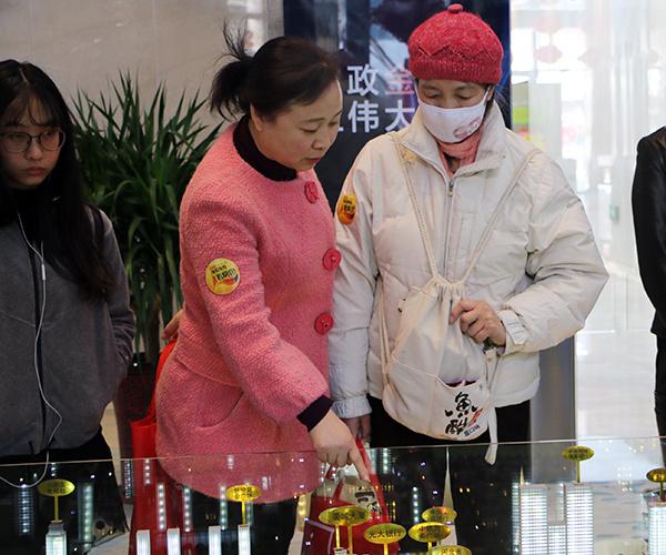 搜狐焦点新春首场主城区看房团圆满举办
