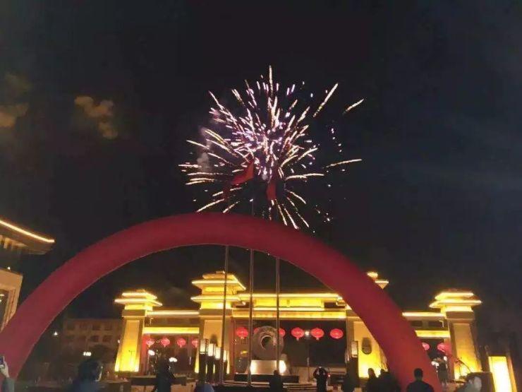 华中小镇丨这一年,和你在一起!