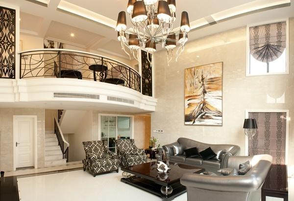 装修一栋350平的别墅大概要多少钱?这里列出各项费用支出
