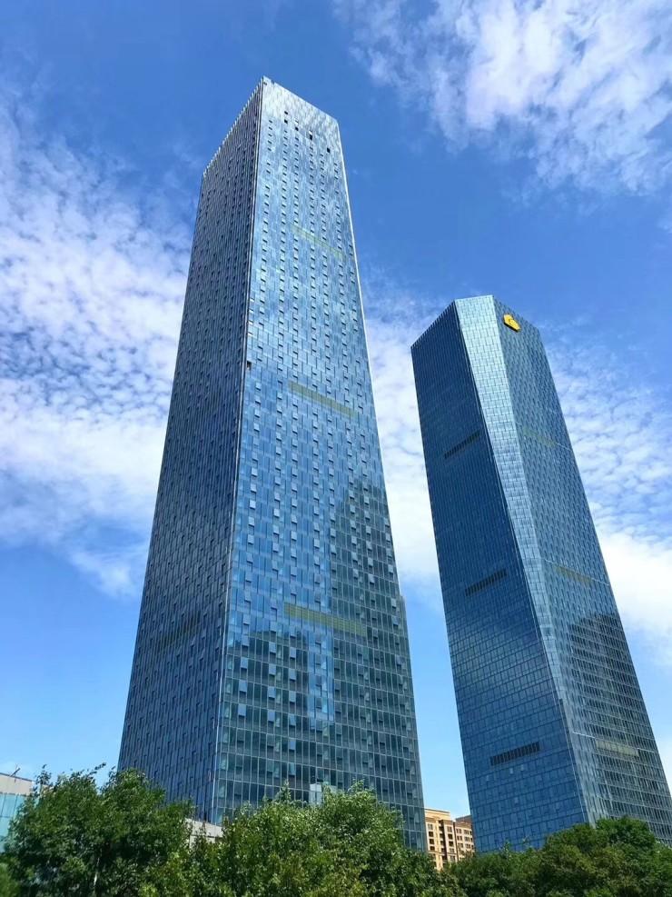 交大微联入驻天安人寿中心,面积超1万方创年内北京单笔成交新高