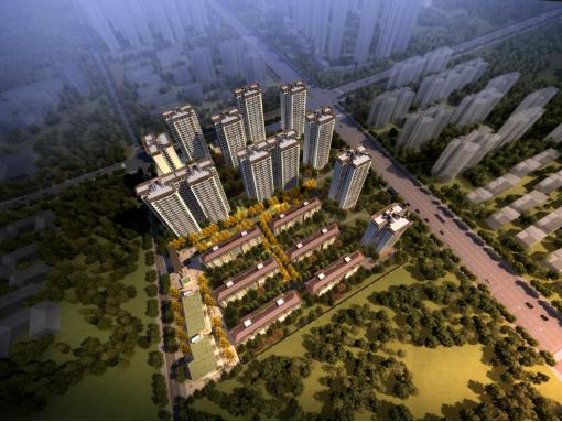 世茂登临泸州,与城市共美好