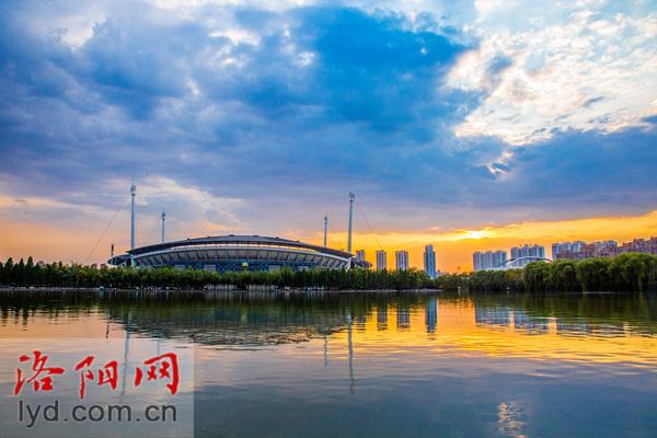 10月1日至3日,洛阳市体育中心各场馆免费对外开放