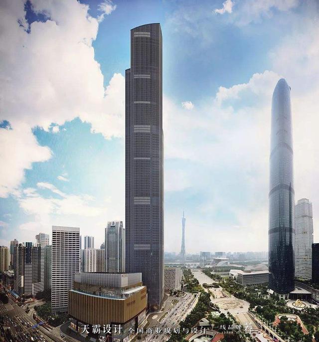 周大福金融中心:工匠精神创建立体城市典范
