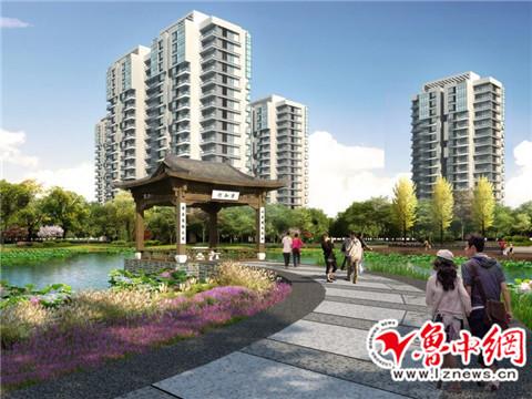 淄博高新区孙庄游园景观工程将开工建设