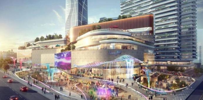 南京龙湖TOD 改变城市脉搏 跨入发展未来