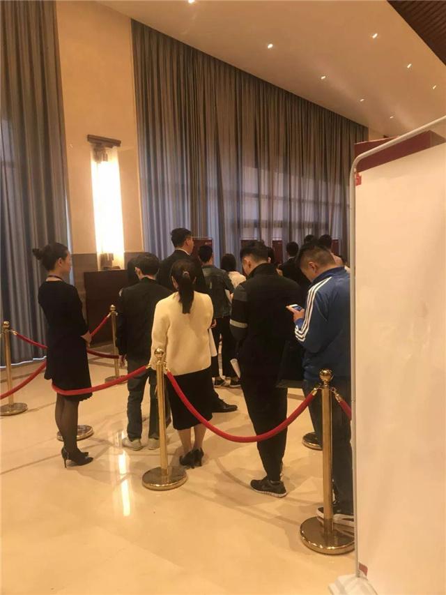 全球富力 筑梦龙城——2018富力濮阳专场招聘会圆满举行