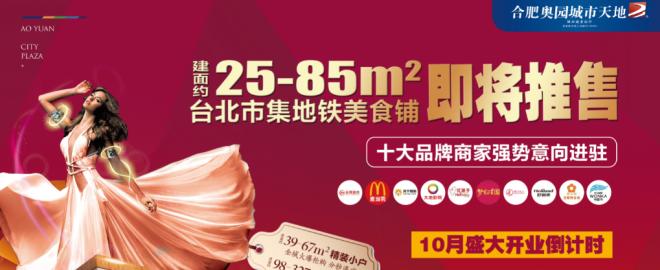 西城中心·财富新焦点—5月26日合肥城市发展高峰论坛