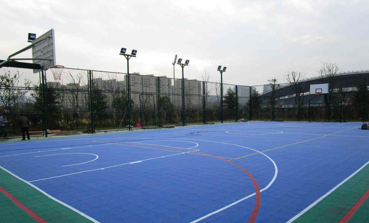约场球吧! 任城区35块笼式球场建成并投入使用