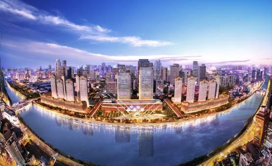 科技赋予生活温度 金茂匠造智能化城市人居