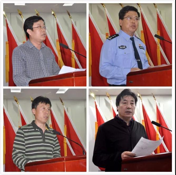 沧州市运河区对清理整治违法建设大棚房进行安排部署