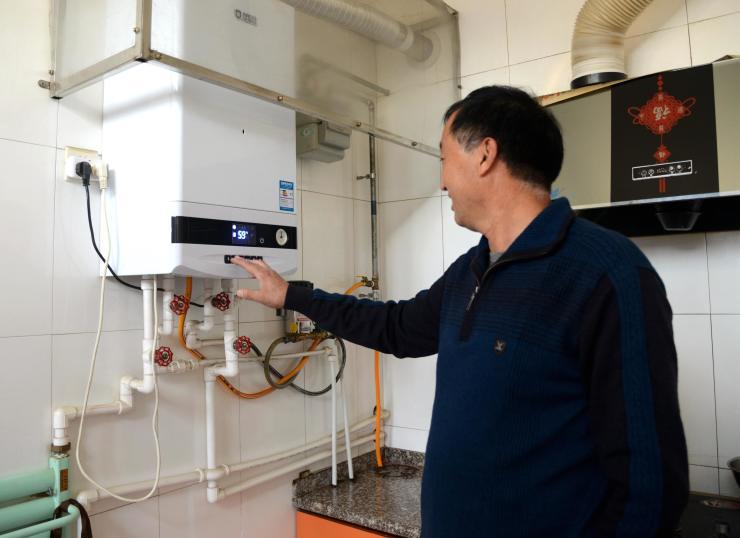 煤改气工程有序推进 壁挂炉行业洗牌加速