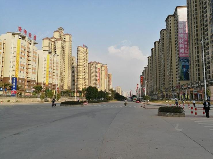 惠州大亚湾华远十月花二期书香里园项目