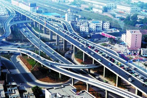 10月13日至17日 京广快速路部分路段进行临时封闭