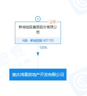 新城控股在重庆成立全资子公司  注册资本5000万焦点财经Focus插图