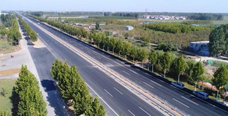 济宁西二环S319省道以南路段通车,大二环12月底全线贯通