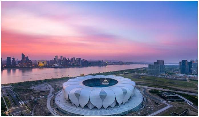 新城杭州首个大都会著作,见证伟大时代