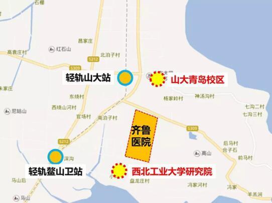 晚读:齐鲁医院落户即墨区 青岛跨境电商小镇设计方案出炉