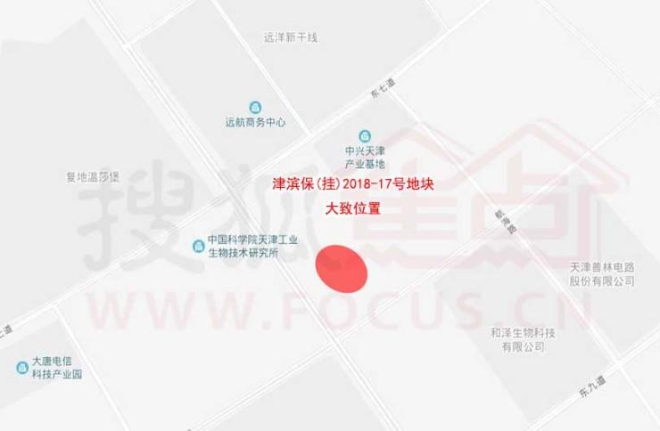 快讯:滨海3宗回炉地块再次停牌 空港释出商服用地