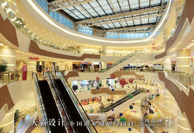 常州吾悦国际广场设计亮点赏析
