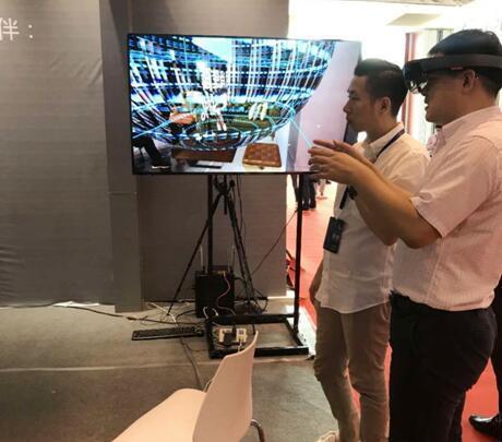 2018国际虚拟现实创新大会,ID家混合现实赋能家居新零售