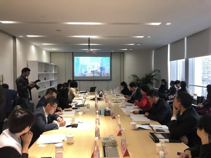 ISO秘书长塞尔吉奥•穆希卡来蓉考察成都市楼宇经济服务标准