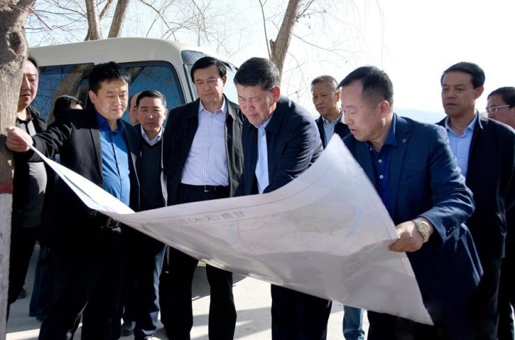 天水国际陆港前期工作进展顺利 将带动三阳新区建设发展