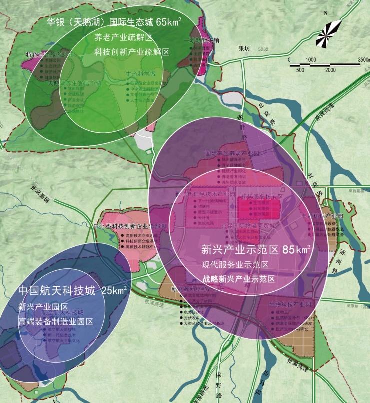 北京、雄安50公里双黄金发展圈,是时代的眷顾,更是机遇的垂青