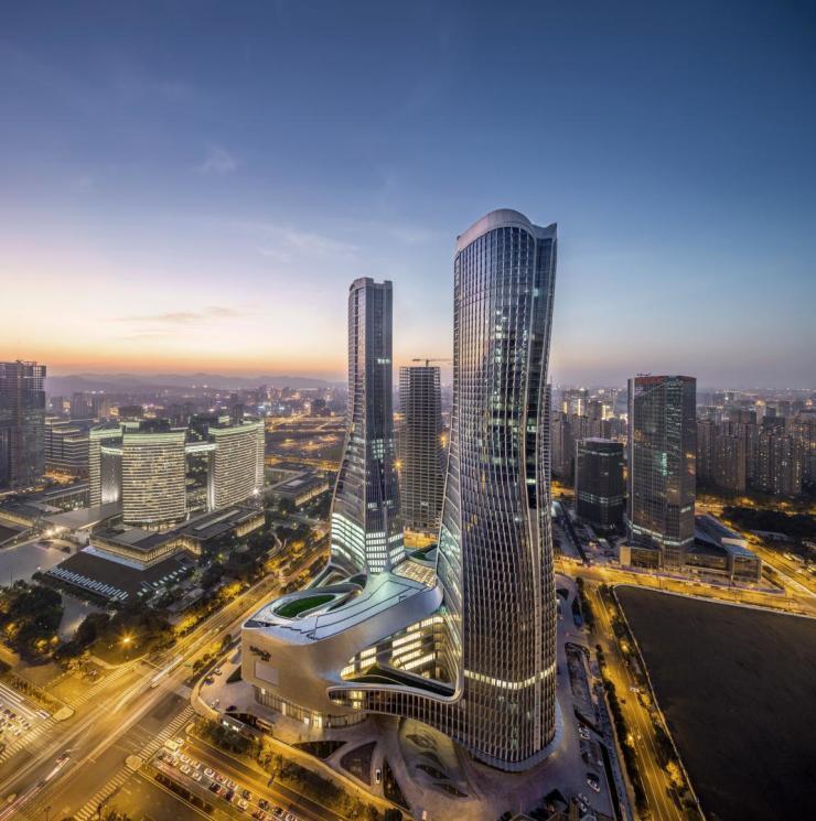 雅诗阁品牌服务公寓首次亮相杭州,成就国际化城市生活新中心