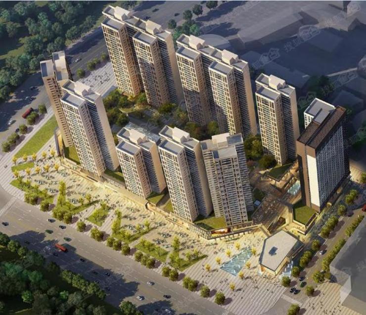 楼市相对论∣万科·翡翠天骄和贵阳恒大滨河左岸精装房大PK