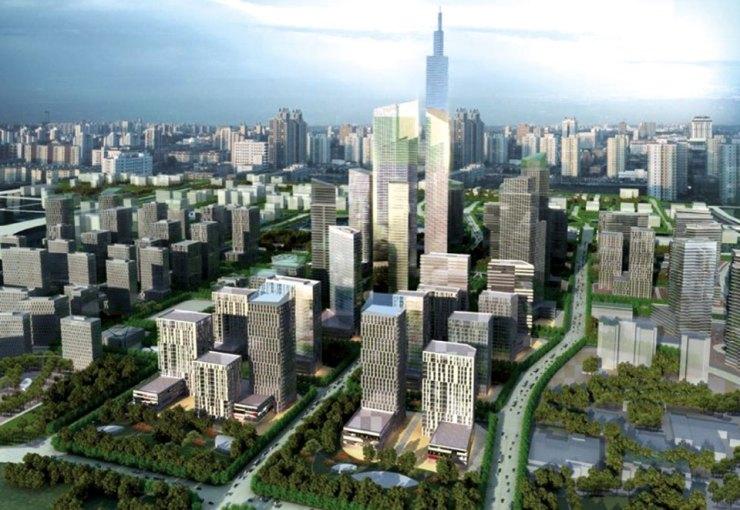 城市一级生态办公圈,三千亩公园落丽泽