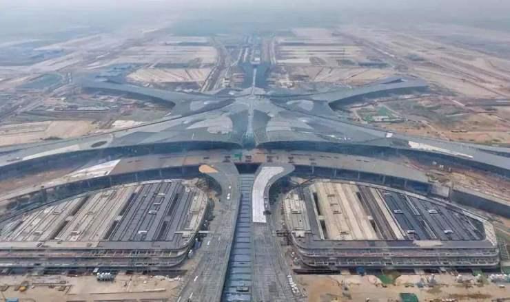 北京大兴国际机场 促进永清高速蜕变