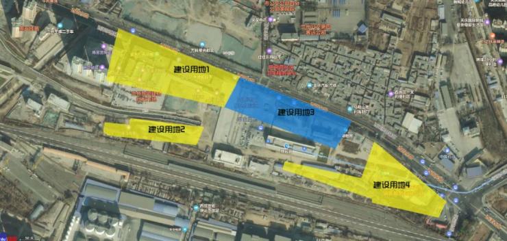 西固商业要崛起?龙湖金城光年项目平面图已公示!