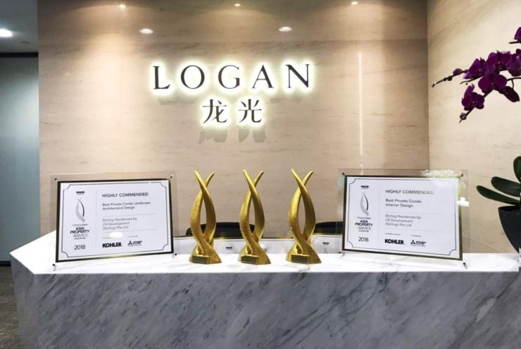 2018亚洲房地产大奖公布 龙光地产新加坡项目斩获三项大奖