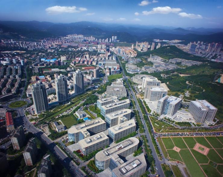 亿达中国致力产城融合二十年—— 深耕的力量