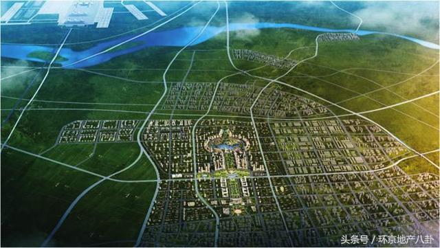 定了,京南新規劃,永清成為京南發展核心