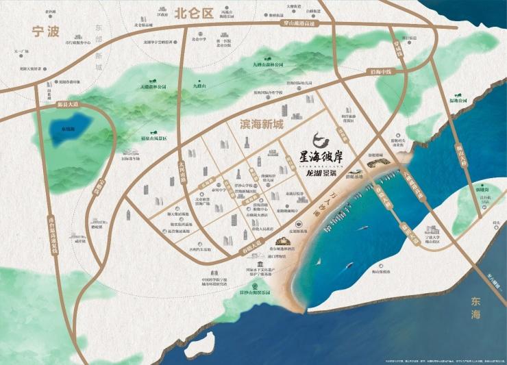 """世界级蓝海湾!北仑""""时光曲""""背后,是一座大城的磅礴之力!"""