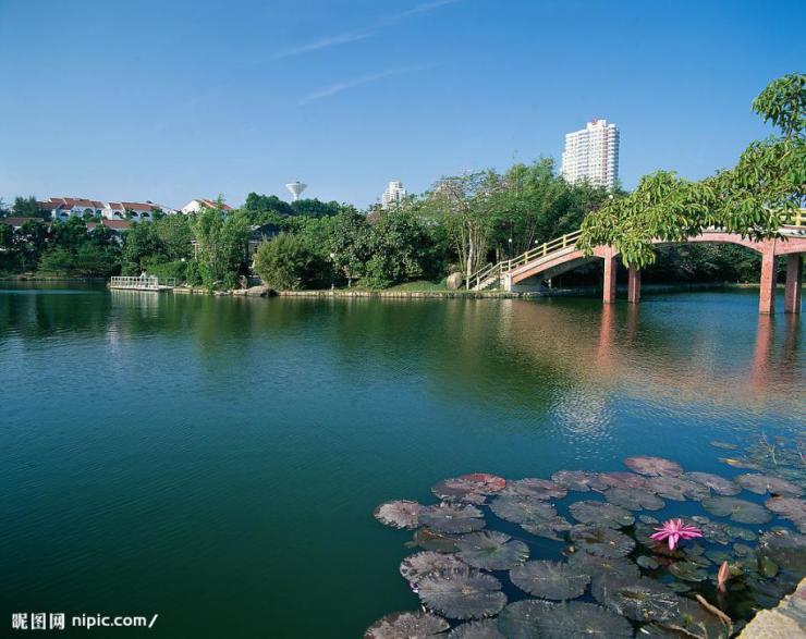潮白河孔雀城中央公园|公园舒居,美好生活的追求