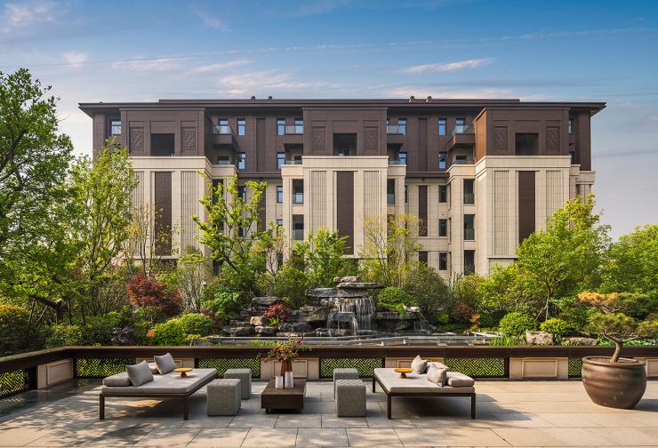 葛洲坝地产以TOP级产品,树立皖省绿色科技住宅标杆