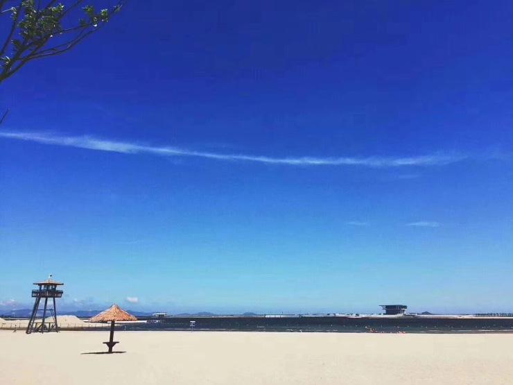 """宁波人的""""马尔代夫""""!万人沙滩7月16日开放,家门口开启度假"""