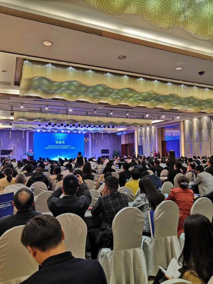 首届湖南省房地产宏观经济形势分析高峰论坛胜利召开