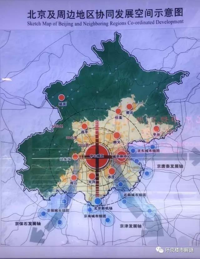 重磅!香河的区域价值未来不可限量(内含轻轨规划)