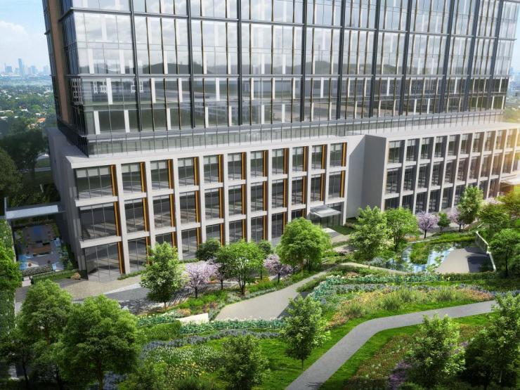 中关村北商务新地标 启幕城市EOD生态办公时代