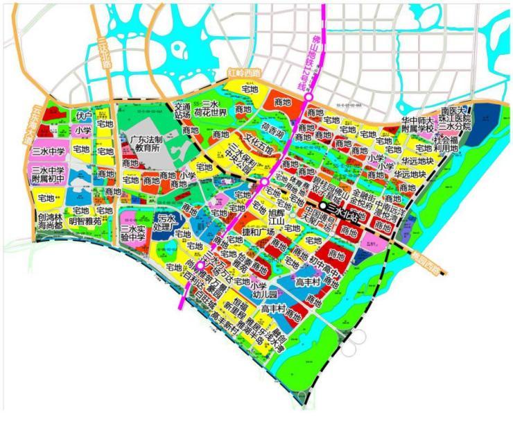 买房看配套的时代 如何置业三水新城?