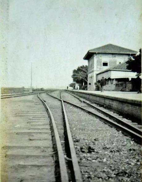 禅城骄傲 火车站 城北新历史的车轮