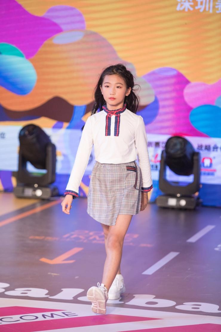 Balabala2018IKMC国际少儿模特大赛深圳赛区总决
