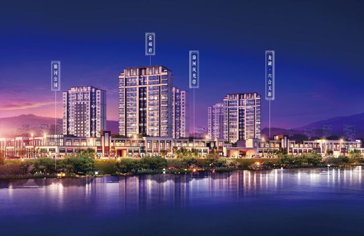 空间即服务,龙湖·棠城府景观园林再一次创新升级?!
