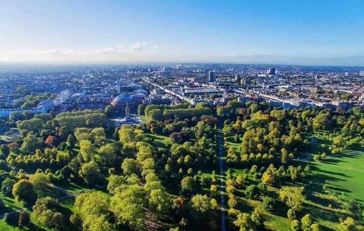公园地产 城市豪宅的下一个风口