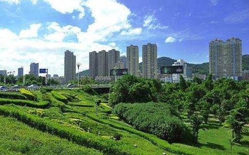永清打造绿色发展城市
