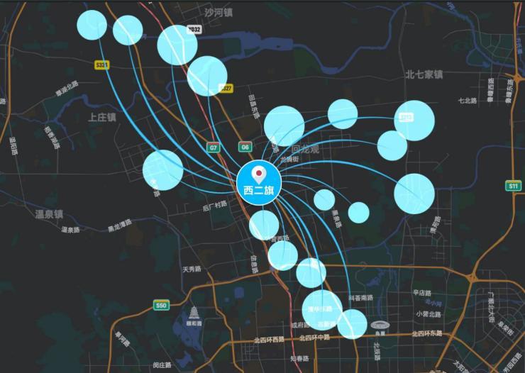 贝壳研究院:北京三大租住区,望京最贵